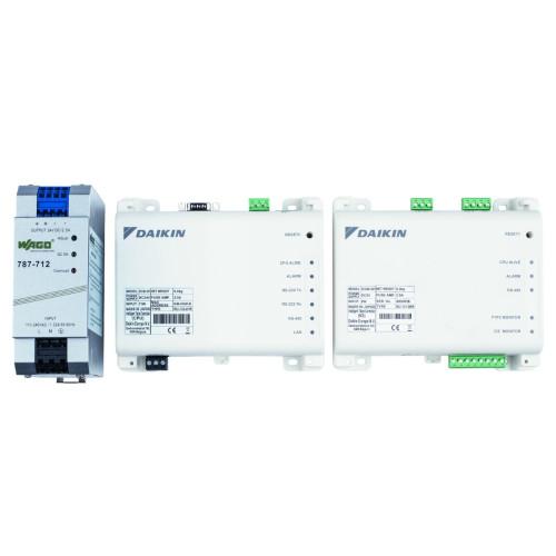 Tablet controller inteligent cu conxiune cloud DCC601A51 prin utiliazrea adaptorului KRP928*