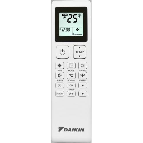 Aparat de aer conditionat Daikin Sensira FTXC60C / RXC60C 21000 BTU, A++, Filtru deodorizant cu apatit de Titan, Filtru praf, Auto Restart, Confort, Alb