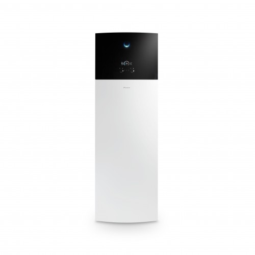 Pompa de caldura aer-apa, de pardoseala, pentru incalzire si prepararea apei calde menajere Daikin Altherma 3 R F 6 kW, EHVH08S18D6V / ERGA06DV, A++, Rezervor apa calda 180 litri